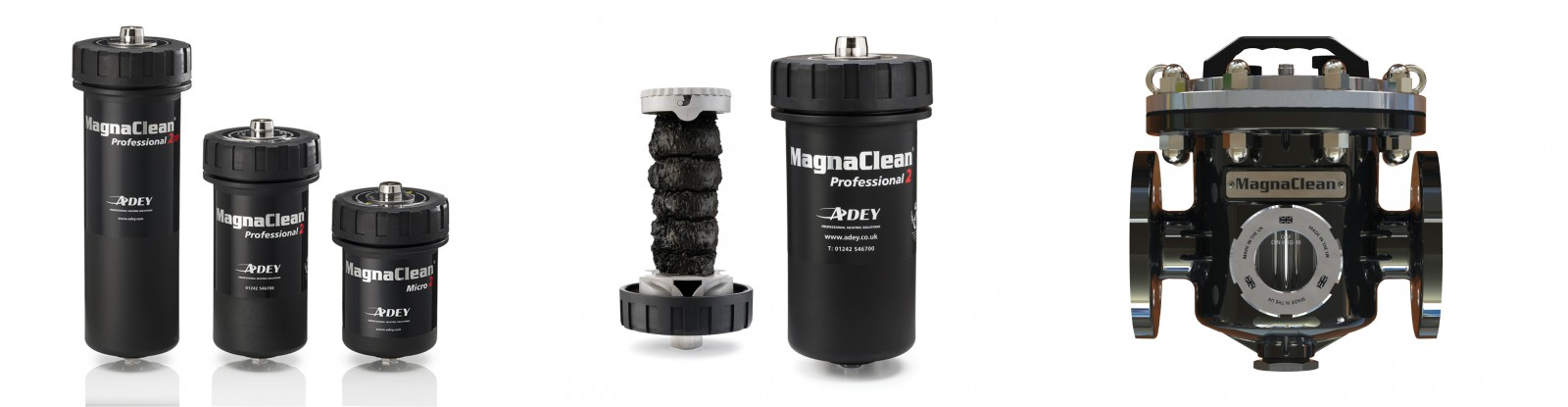 uws magnaclean magnetflussfilter bergmann franz. Black Bedroom Furniture Sets. Home Design Ideas